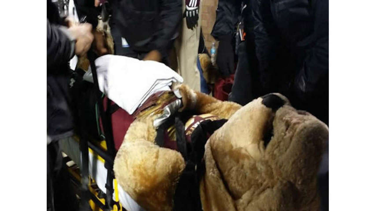 WCBI: Former MSU Mascot Sues School, ESPN For Injuries
