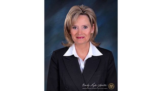 Cindy Hyde-Smith becomes first woman to represent MS in Congress