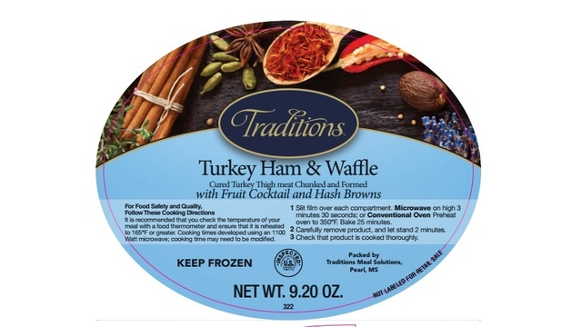 Valley Innovative Services recalls over 130,000 pounds of meat after possible listeria contamination
