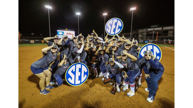 Ole Miss softball wins first-ever SEC tournament title
