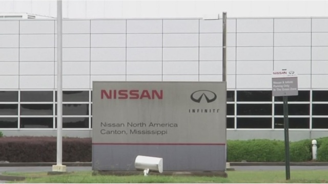 Nissan Canton plant to build next-generation Nissan Frontier