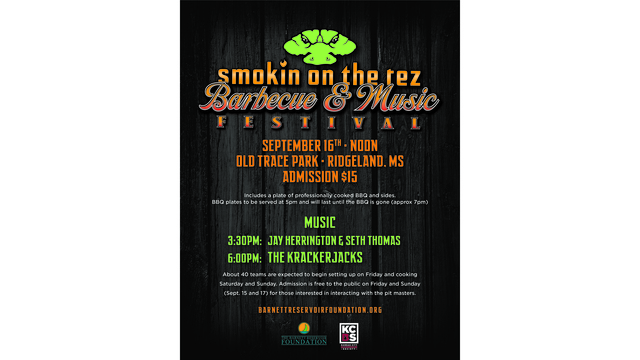 Smokin' on The Rez BBQ and Music Festival