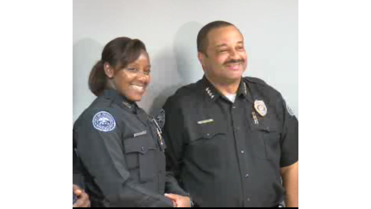 Jpd Welcomes First Female On To Swat Team