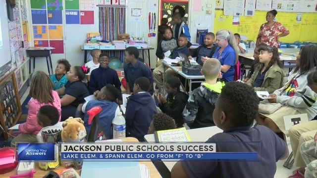 Two JPS Elementary schools go from 'F' to 'B' on statewide