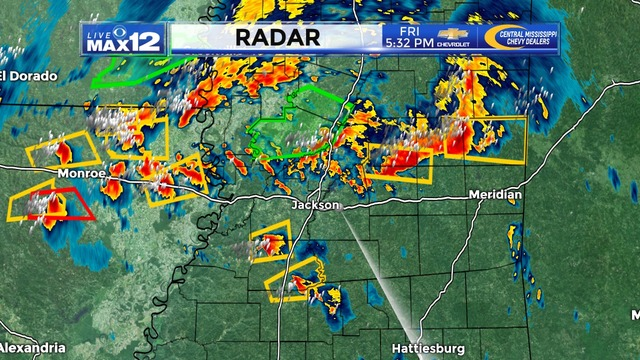 Tornado watch issued for Marion County until 9 pm