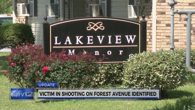 1 Injured In Shooting At Lakeview Apartments.  Forest_Avenue_shooting_0_20180412173838