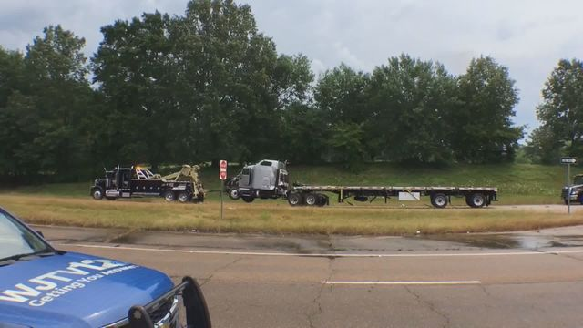 MDOT Alert: Traffic on Hwy 49 in Hinds County remains backed