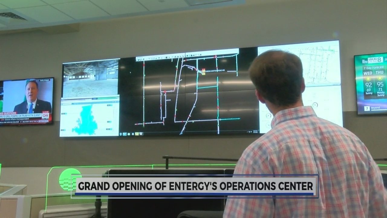 Entergy Mississippi opens $20M distribution operations