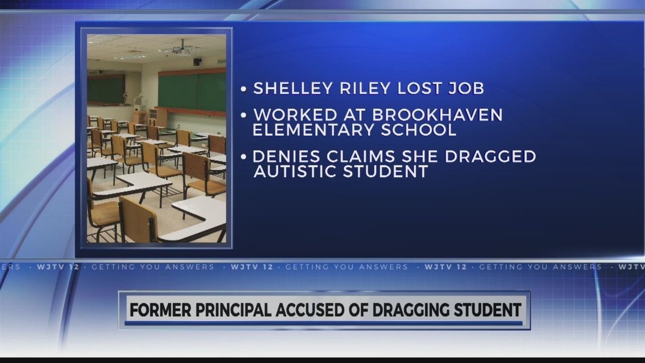 Former Principal Says She Did Not Drag Autistic Student