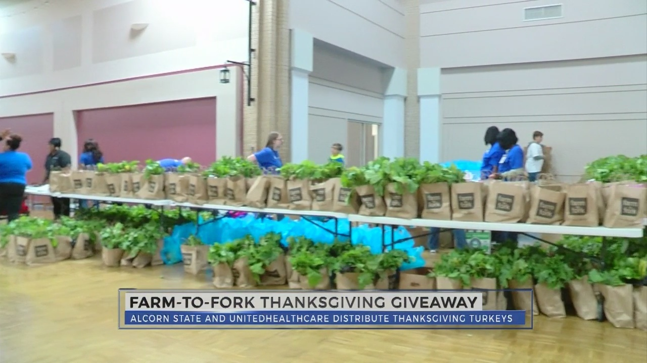 Alcorn State And Unitedhealthcare Team Up For Farm To Fork