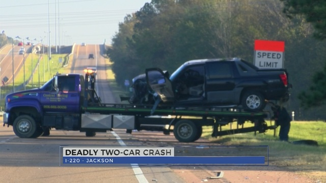 Man killed in wreck on I-220