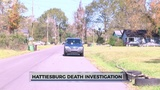 Multiple questioned in death investigation in Hattiesburg