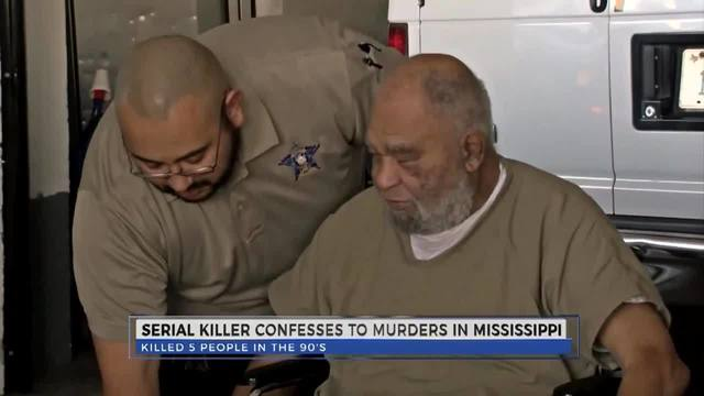 Serial killer confesses to murders in Mississippi