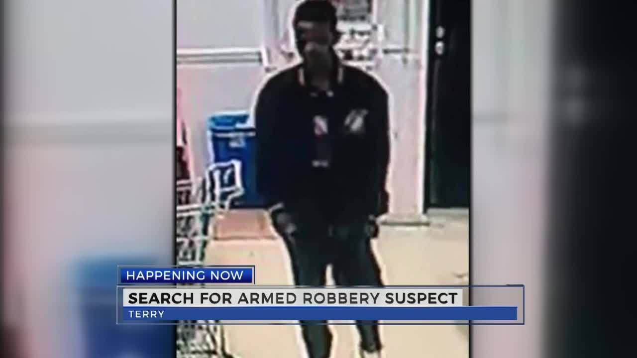 Terry Armed Robbery Suspect On The Loose