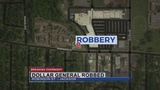Dollar General on Robinson St. robbed