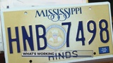 What's Working: New License Plates for Mississippi