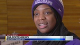 Millsaps' Dia Fortenberry discusses success on the court after conversion to Islam