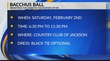Diabetes Foundation hosts Bacchus Ball