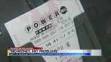 No sales tax money coming from state lottery