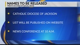 Catholic Diocese of Jackson to release names of priests accused of sexual abuse
