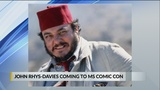 John Rhys Davies coming to the Mississippi Comic Con