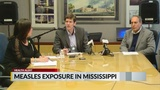 Tennessee man with measles travels to Mississippi