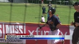 Mississippi Braves win second straight against Montgomery