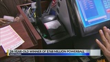24-year-old Powerball winner quits his job