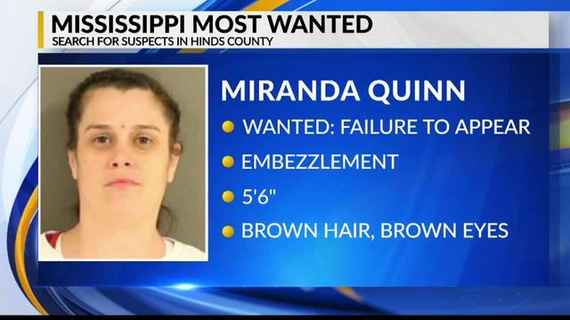HINDS COUNTY MOST WANTED 5-13