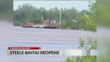 Floodgate reopened as high water stands in Mississippi Delta