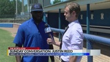 Sports Zone Conversation: Justin Reed